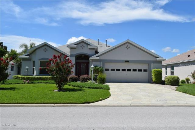 7886 SE 167th Mistwood Lane, The Villages, FL 32162 (MLS #558968) :: Bosshardt Realty