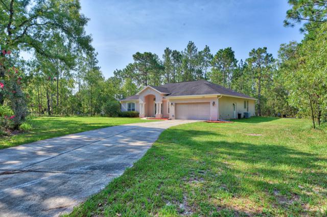 12350 SW 71st Lane Rd, Ocala, FL 34481 (MLS #559186) :: Pepine Realty