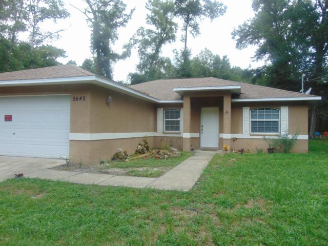 5645 NW 57th Street, Ocala, FL 34482 (MLS #559223) :: Bosshardt Realty