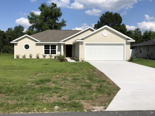 16805 SW 39 Circle, Ocala, FL 34473 (MLS #559236) :: Bosshardt Realty
