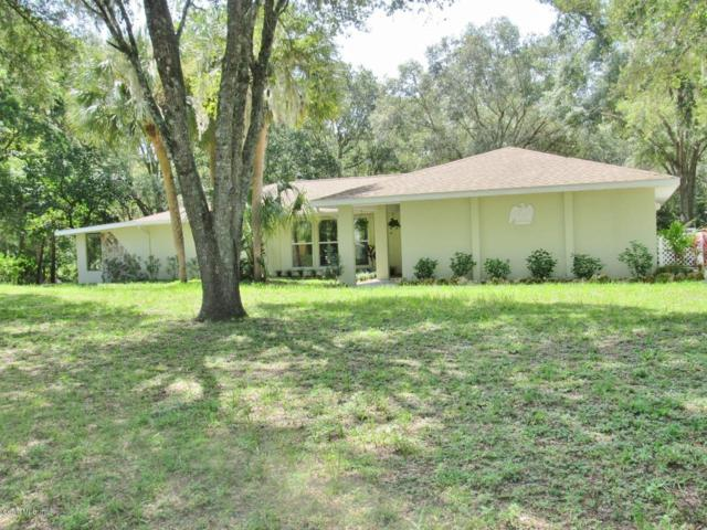 9827 SW 201st Court, Dunnellon, FL 34431 (MLS #559682) :: Realty Executives Mid Florida