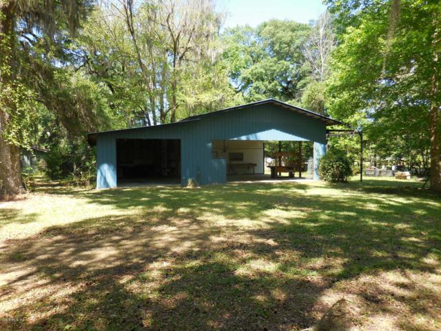 605 SE 4th Drive, Williston, FL 32696 (MLS #559690) :: Realty Executives Mid Florida