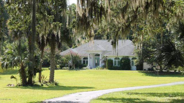 8375 S Magnolia Avenue, Ocala, FL 34476 (MLS #559714) :: Bosshardt Realty