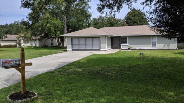 427 SW Marion Oaks Golf Way, Ocala, FL 34473 (MLS #559761) :: Realty Executives Mid Florida