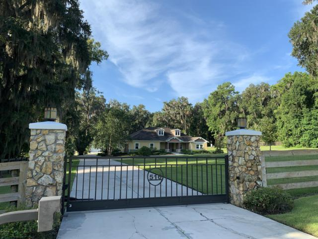 516 SE 95th St Street, Ocala, FL 34480 (MLS #559794) :: Thomas Group Realty