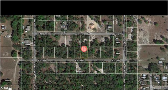 TBD SE 159th Lane, Summerfield, FL 34491 (MLS #559806) :: Globalwide Realty