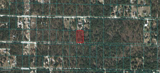 TBD SW 92 Place, Dunnellon, FL 34432 (MLS #559860) :: Bosshardt Realty