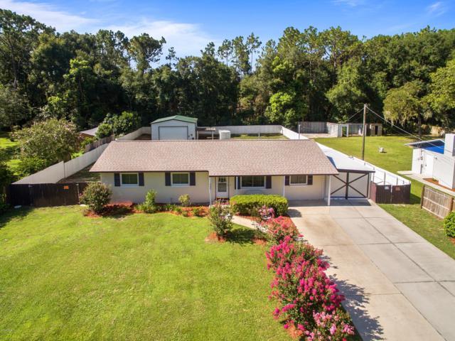 3480 NE 49th Street, Ocala, FL 34479 (MLS #560008) :: Bosshardt Realty