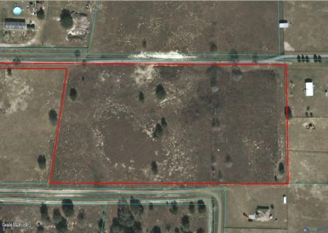 0 NW 165th Court Road, Dunnellon, FL 34432 (MLS #560144) :: Bosshardt Realty