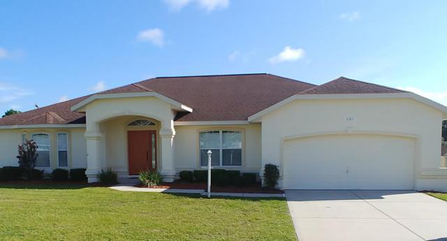 8385 SW 136th Place, Ocala, FL 34473 (MLS #560320) :: Bosshardt Realty