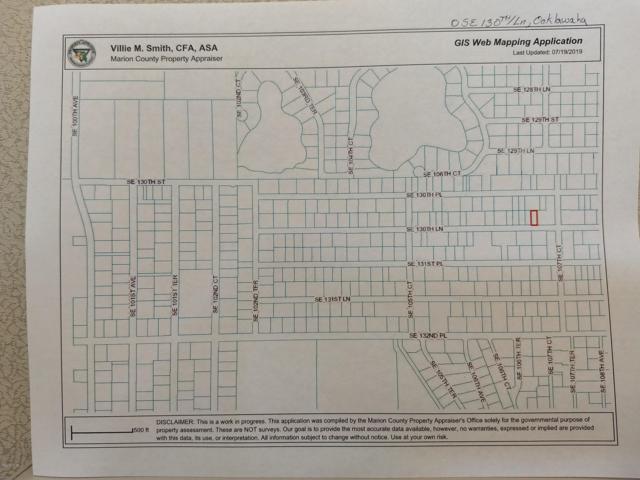 0 SE 130TH Lane, Ocklawaha, FL 32179 (MLS #560355) :: Bosshardt Realty