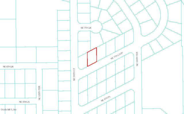 0 NE 7th Loop, Silver Springs, FL 34488 (MLS #560416) :: Bosshardt Realty