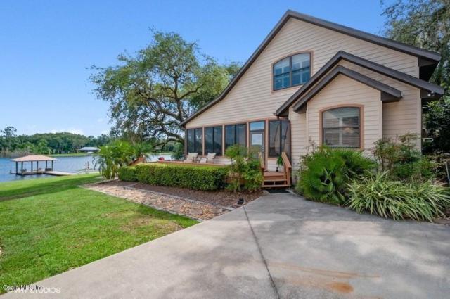 646 Gordon Chapel Road, Hawthorne, FL 32640 (MLS #560472) :: Bosshardt Realty