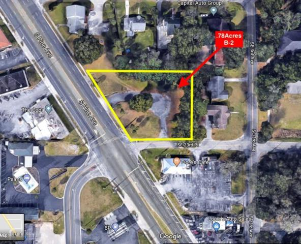 2259 S Pine Avenue, Ocala, FL 34471 (MLS #560514) :: The Dora Campbell Team