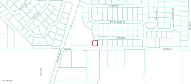 0 NW 42 Place, Ocala, FL 34475 (MLS #560807) :: Bosshardt Realty