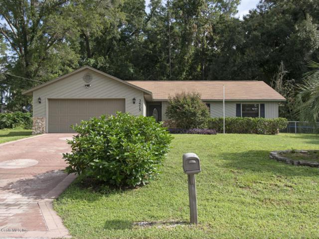 3475 NE 43rd Place, Ocala, FL 34479 (MLS #560876) :: Bosshardt Realty
