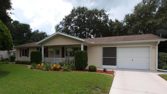 8110 SW 108th Lane Road, Ocala, FL 34481 (MLS #561033) :: Bosshardt Realty