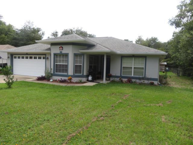 13550 SE 101st Avenue, Belleview, FL 34420 (MLS #561106) :: Realty Executives Mid Florida