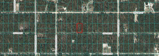 Lot 3 SW 75TH Street, Dunnellon, FL 34432 (MLS #561108) :: Pepine Realty