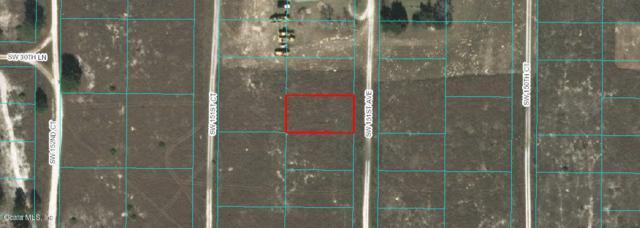 Lot 6 SW 151st Avenue, Ocala, FL 34481 (MLS #561111) :: Bosshardt Realty