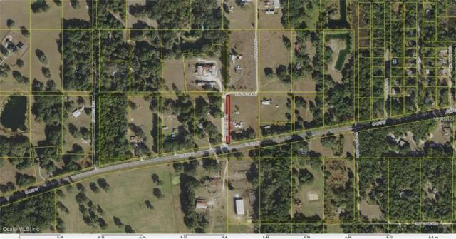 13471 SE 43rd Terrace, Webster, FL 33597 (MLS #561182) :: Bosshardt Realty