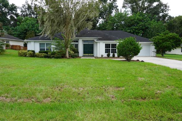 3434 SW 10th Terrace, Ocala, FL 34471 (MLS #562559) :: Bosshardt Realty