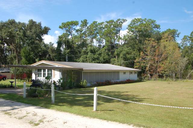 15400 NE 219 Avenue, Fort Mccoy, FL 32134 (MLS #562595) :: Bosshardt Realty