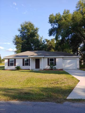 81 Dogwood Drive Loop, Ocala, FL 34472 (MLS #562632) :: Bosshardt Realty