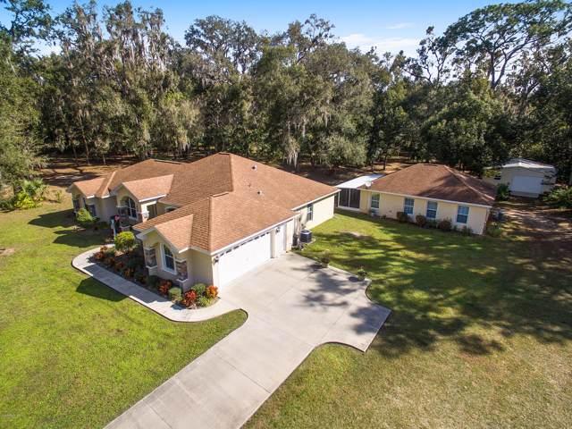 17261 SE 101st Avenue Road, Summerfield, FL 34491 (MLS #562634) :: Bosshardt Realty