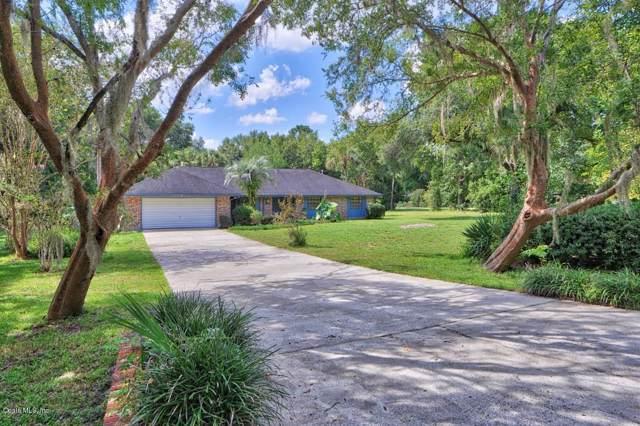5240 SE 17th Street, Ocala, FL 34471 (MLS #562658) :: Bosshardt Realty