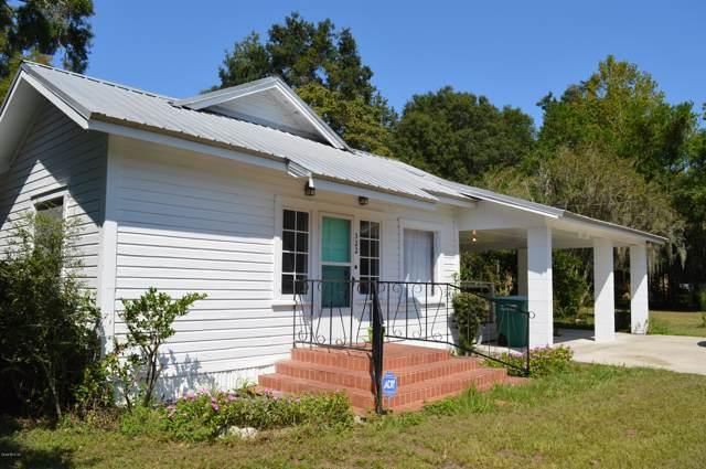 322 SE 4th Street, Chiefland, FL 32626 (MLS #562664) :: Bosshardt Realty