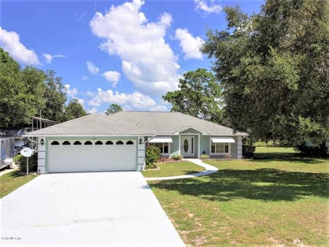 1221 NE 152nd Court, Williston, FL 32696 (MLS #562675) :: Pepine Realty