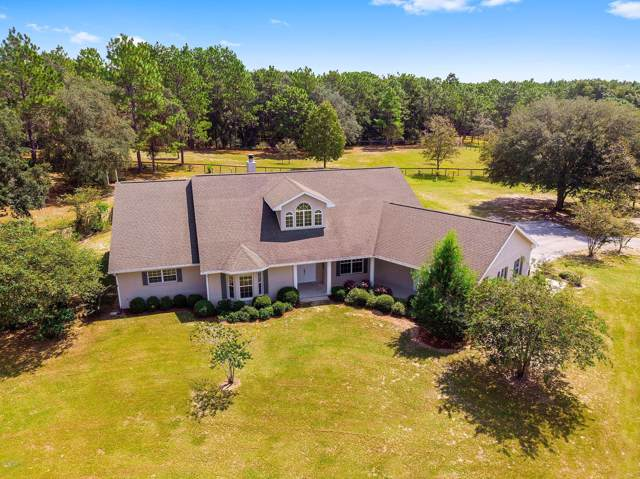 10805 SW 121st Avenue Road, Dunnellon, FL 34432 (MLS #562683) :: Thomas Group Realty
