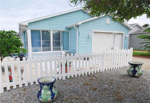 703 Dumas Street, The Villages, FL 32159 (MLS #562686) :: Bosshardt Realty