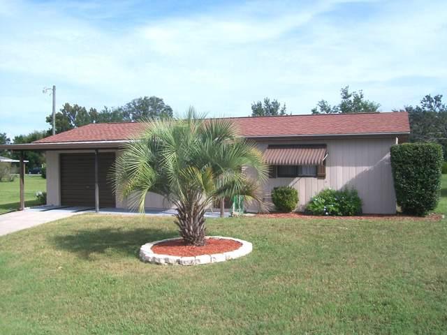 9015 SW 103rd Lane, Ocala, FL 34481 (MLS #562695) :: Bosshardt Realty