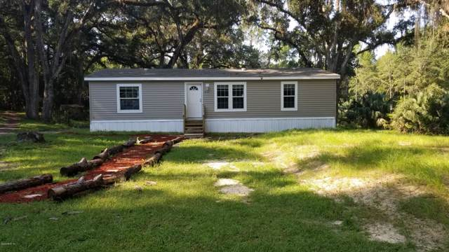 10640 NW 190th Street, Micanopy, FL 32667 (MLS #562706) :: Thomas Group Realty
