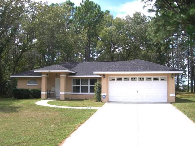 15180 SW 50th Court Road, Ocala, FL 34473 (MLS #562721) :: Pepine Realty