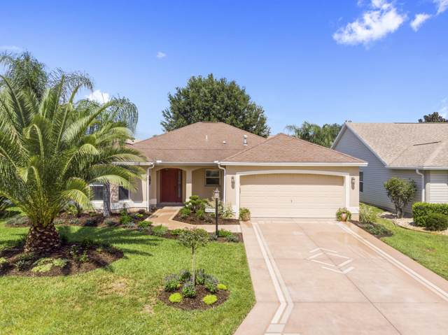9125 SE 170th Fontaine Street, The Villages, FL 32162 (MLS #562747) :: Bosshardt Realty