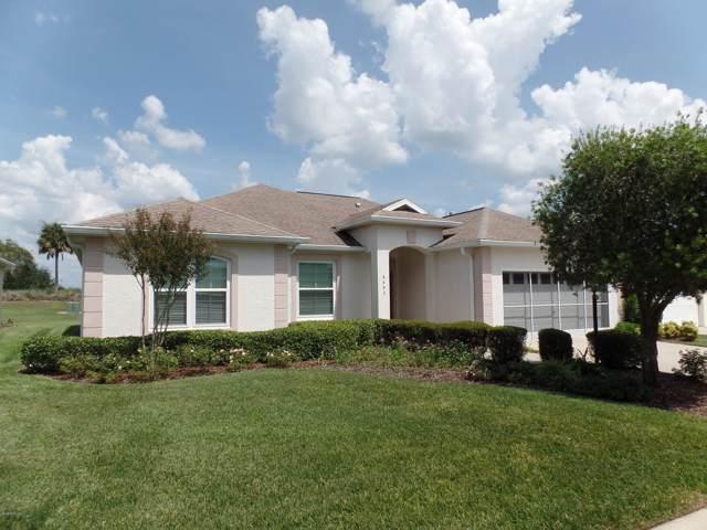 9693 SW 89th Loop, Ocala, FL 34481 (MLS #562764) :: Pepine Realty