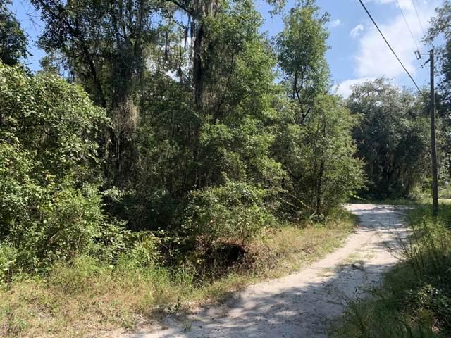 TBD NE 105th Avenue Road, Fort Mccoy, FL 32134 (MLS #562766) :: Thomas Group Realty
