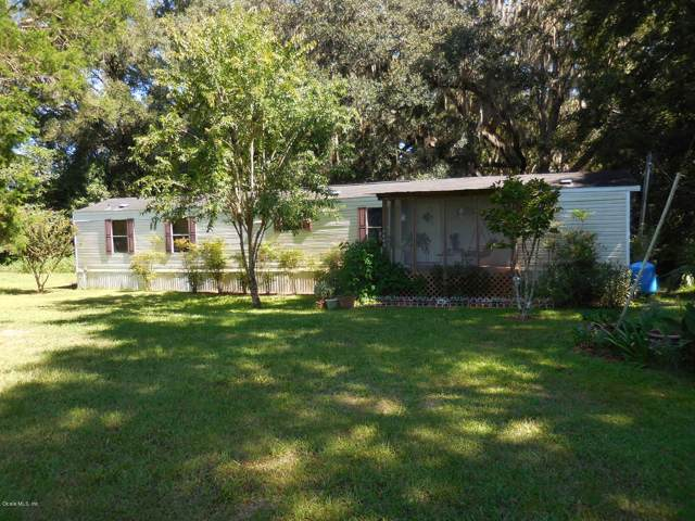 7665 NE 185th Terrace, Williston, FL 32696 (MLS #562806) :: Bosshardt Realty