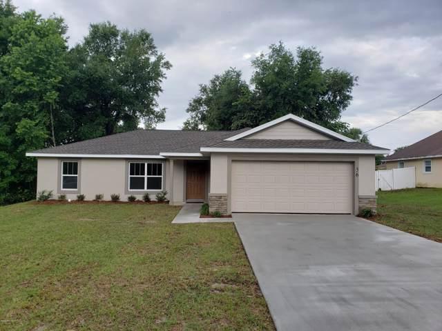99 Pecan Drive, Ocala, FL 34472 (MLS #562834) :: Thomas Group Realty