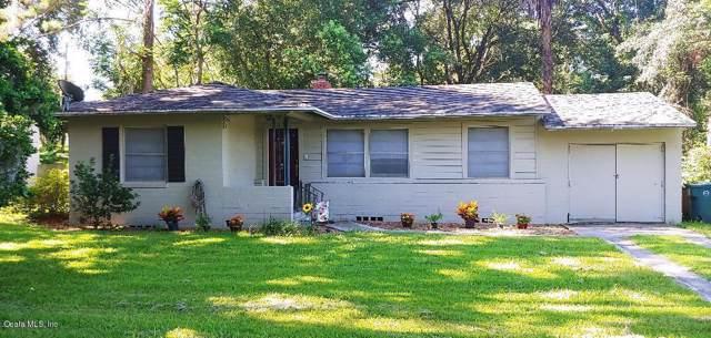 1122 NE 9th Street, Ocala, FL 34470 (MLS #562848) :: Bosshardt Realty