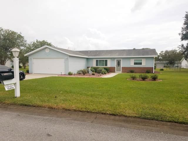 10404 SE 176th Street, Summerfield, FL 34491 (MLS #562875) :: Bosshardt Realty