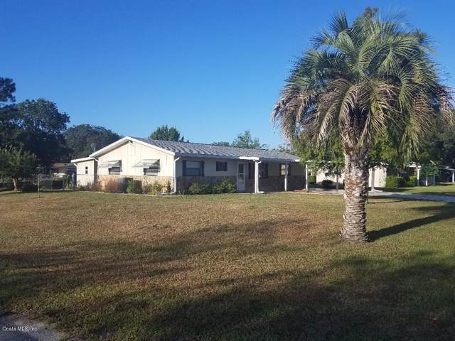 9140 SW 104th Place, Ocala, FL 34481 (MLS #563078) :: Realty Executives Mid Florida