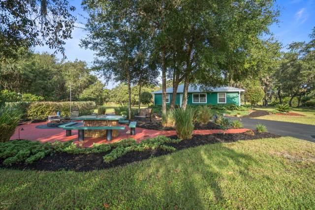8196 N Wiley Post Way #22, Hernando, FL 34442 (MLS #563080) :: Bosshardt Realty