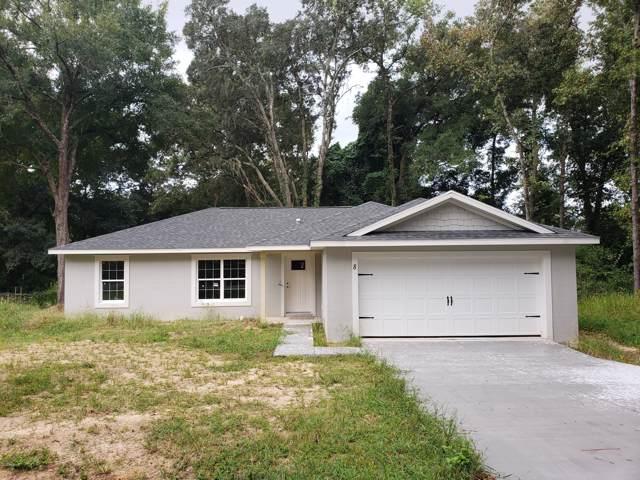 8 Hemlock Terrace Lane, Ocala, FL 34472 (MLS #563084) :: Bosshardt Realty