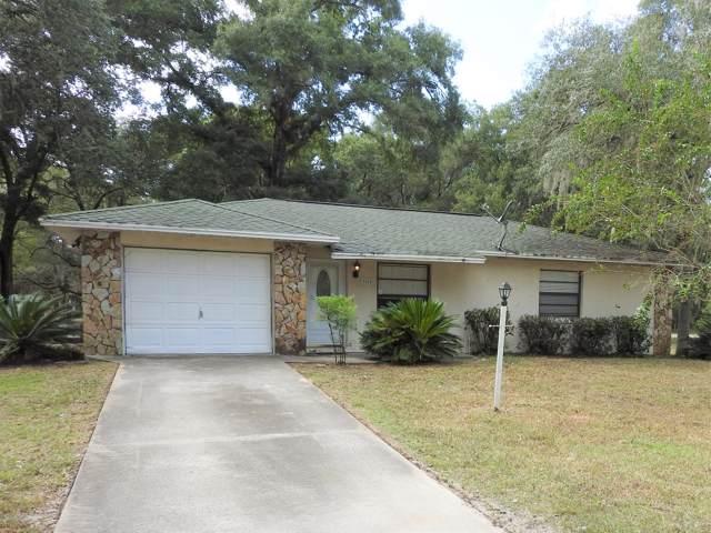 7420 N Whippoorwill Terr, Hernando, FL 34442 (MLS #563122) :: Bosshardt Realty