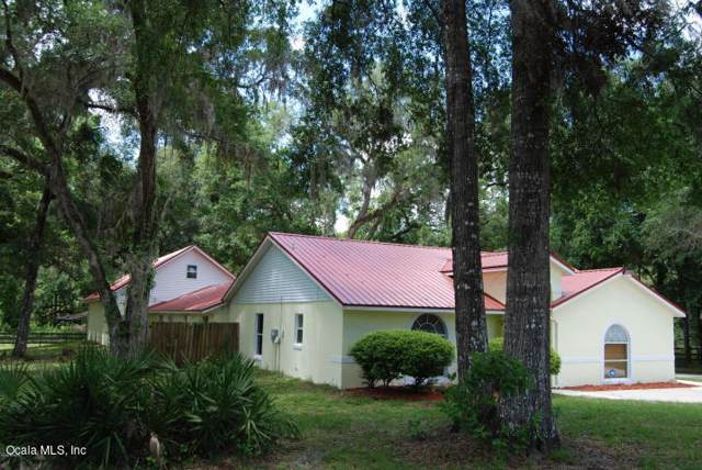 47 Lake Wood Circle, Ocala, FL 34482 (MLS #563250) :: Pepine Realty
