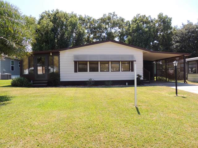 712 Jason Drive, Lady Lake, FL 32159 (MLS #563271) :: Bosshardt Realty
